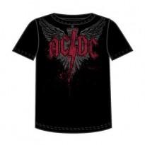 AC/DC - WINGS MENS TEE