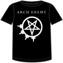 ARCH ENEMY - PURE FUCKING METAL MENS TEE