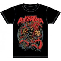 ASKING ALEXANDRIA - KRAKEN MENS TEE