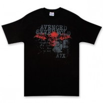 AVENGED SEVENFOLD - SKETCHY MENS TEE