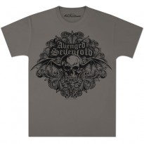 AVENGED SEVENFOLD - SCROLLED MENS TEE