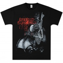 AVENGED SEVENFOLD - SPINECLIMBER MENS TEE