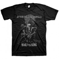 AVENGED SEVENFOLD - END OF DAYS MENS TEE