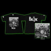 BALZAC - FIENDISH CLUB MENS TEE