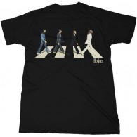 BEATLES, THE - ABBEY STRIDE MENS TEE