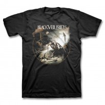 BLACK VEIL BRIDES - WINGED LEGION MENS SLIM TEE