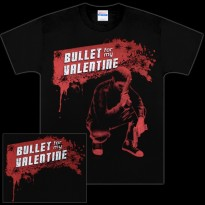 BULLET FOR MY VALENTINE - RED GUNS MENS TEE