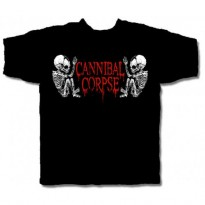CANNIBAL CORPSE - DOUBLE BUTCHERED BABY MENS TEE