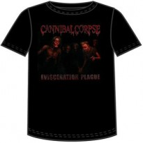 CANNIBAL CORPSE - EVISCERATION PLAGUE MENS TEE