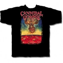 CANNIBAL CORPSE - SUBMERGED IN BOILING FLESH MENS TEE