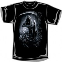 CHILDREN OF BODOM - REAPER HOLD MENS TEE