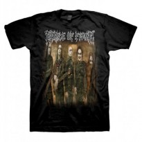CRADLE OF FILTH - BAND PHOTO-TURD MENS TEE
