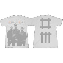 DEPECHE MODE - SOUL MENS TEE