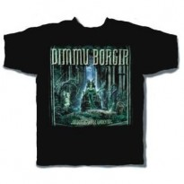 DIMMU BORGIR - GODLESS SAVAGE GARDEN MENS TEE