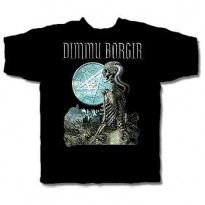 DIMMU BORGIR - WORLD OF BEAUTY MENS TEE