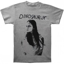 DINOSAUR JR. - GREEN MIND GREY MENS TEE