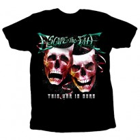 ESCAPE THE FATE - SMILE NOW CRY LATER MENS TEE