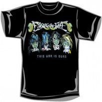 ESCAPE THE FATE - ZOMBIE MENS TEE