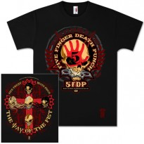 FIVE FINGER DEATH PUNCH - DAY OF THE FIST MENS TEE