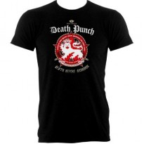 FIVE FINGER DEATH PUNCH - TIGER MENS TEE