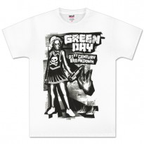 GREEN DAY - GENERATION ZERO MENS TEE
