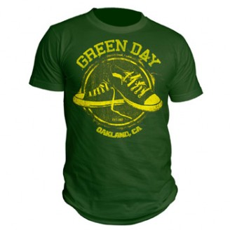 GREEN DAY - ALL STAR MENS TEE