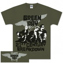 GREEN DAY - VANDALS MENS TEE