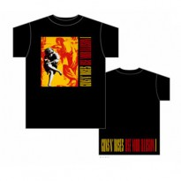 GUNS N ROSES - USE YOUR ILLUSION MENS TEE