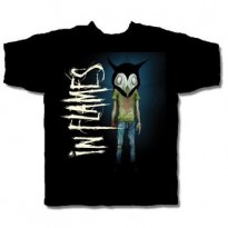 IN FLAMES - OWL BOY MENS TEE