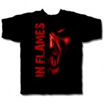 IN FLAMES - NASTY WIZARD MENS TEE