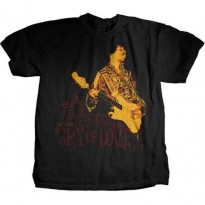 JIMI HENDRIX - CRY OF LOVE MENS TEE