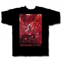 KREATOR - PLEASURE TO KILL MENS TEE