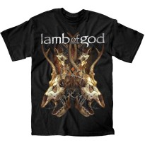 LAMB OF GOD - TANGLED BONES MENS TEE