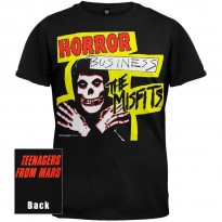 MISFITS - HORROR BUSINESS MENS TEE
