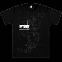 MUSE - REPEAT MENS TEE