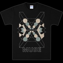 MUSE - CROSSROADS MENS TEE