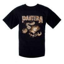 PANTERA - RATTLER SKULL MENS TEE