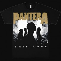 PANTERA - THIS LOVE MENS TEE