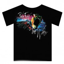 PINK FLOYD - THE WALL MARCHING MENS TEE