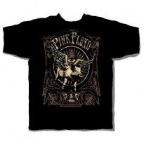 PINK FLOYD - FLYING PIG MENS TEE