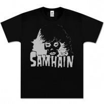 SAMHAIN - UNHOLY FOIL MENS TEE
