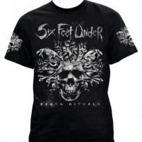 SIX FEET UNDER - DEATH RITUALS MENS TEE