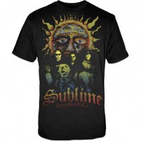 SUBLIME - PHOTO SUN MENS TEE